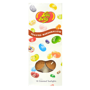 Jelly Belly Tealights Marshmallow A Pack of 10