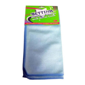 Bettina 2pc Microfibre Window & Mirror Cloth