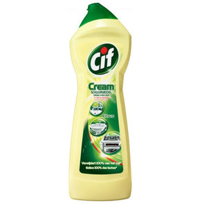 Cif Cream Citrus 750ml - Case of 8