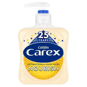 Carex Antibacterial Handwash Nourish 250ml