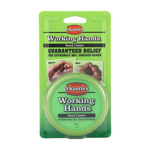 O'Keeffe's Working Hands Cream 96gm Pot