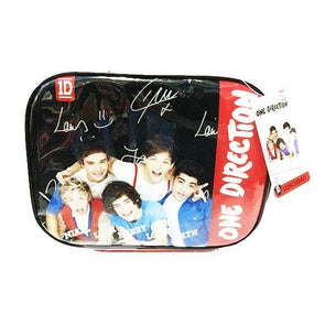 One Direction Red Lunch Bag