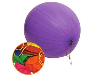 4pk Punch Ball Balloons
