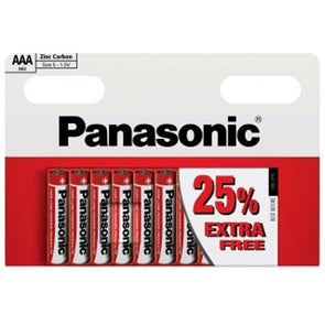Panasonic AAA Battery 10 Pack - Case of 20
