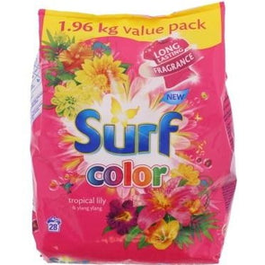 Washing Powder Surf Colour Tropical Lily & Ylang Ylangs