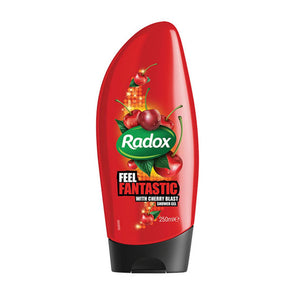 Radox Feel Fantastic Cherry Blast Shower Gel 250ml