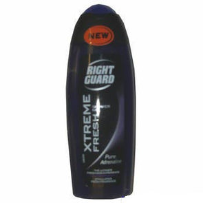 Right Guard Xtreme Shower Gel 250ml Pure Adrenalin