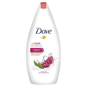 Dove Pomegranate & Verbena Scent Body Wash 500ml