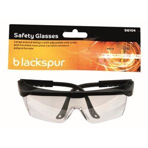 Blackspur Safety Glasses SG104