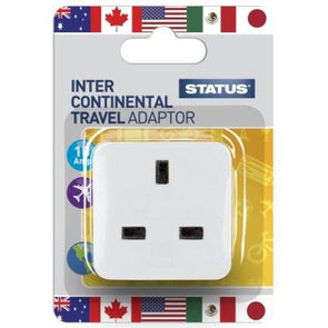Intercontinental Travel Adaptor