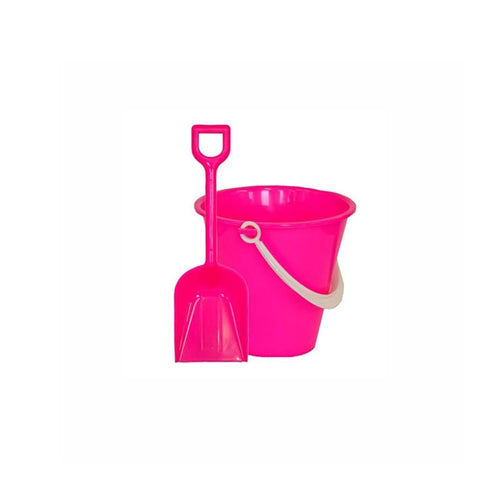 2ab805556cdf 12cm Small Bucket and Spade Set Pink - MX Wholesale | UK Discount Wholesale  and Pound Shop Supplier
