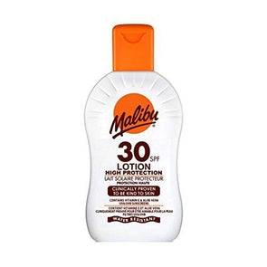 Malibu Sun Lotion SPF30 Water Resistant 100ml