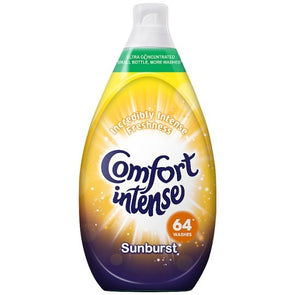 Comfort Fabric Conditioner Intense Sunburst 64 Wash 960ml
