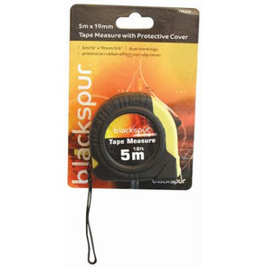 blackspur 5m tape measure