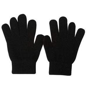 Child's / Ladies Black Magic Gloves
