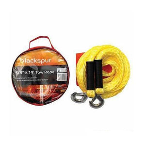 14ft x 5/8 inch Heavy Duty Tow Rope
