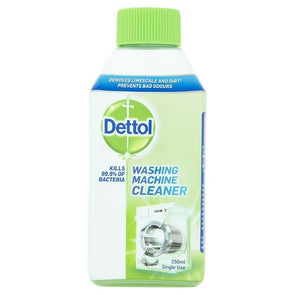 Dettol Washing Machine Cleaner 250ml - Case of 6