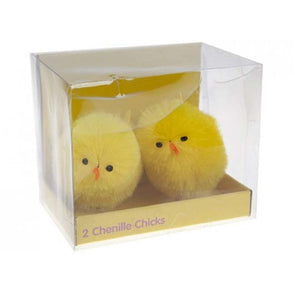 Easter Yellow Chicks 8cm