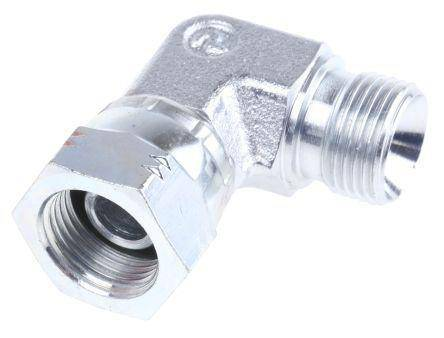 Parker Swivel Nut Elbow Swivel Steel 6C6MK4S - Parker Store Nigeria