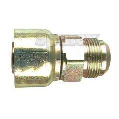 Parker 10348-4-4 Male JIC 37° -Rigid Straight fitting Series - Parker Store Nigeria