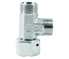Parker high pressure hydraulic tube fittings- EL12LOMDCF