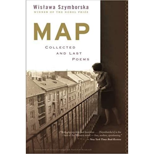 Map: Collected And Last Poems - Books