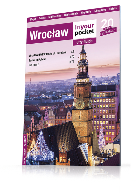 Wrocław In Your Pocket