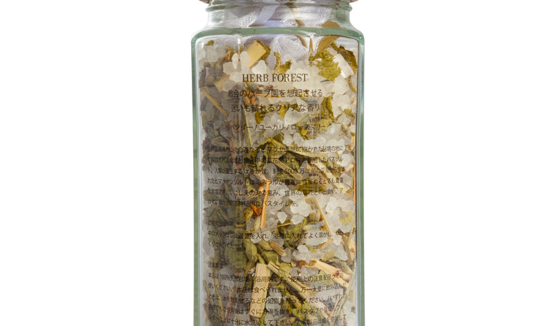 Herbal Forest - Sels de bain