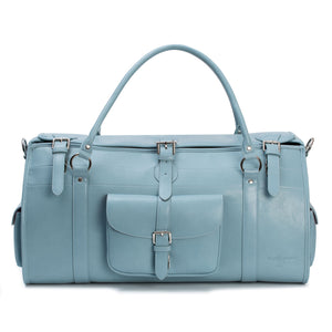 Westbourne blue travel bag