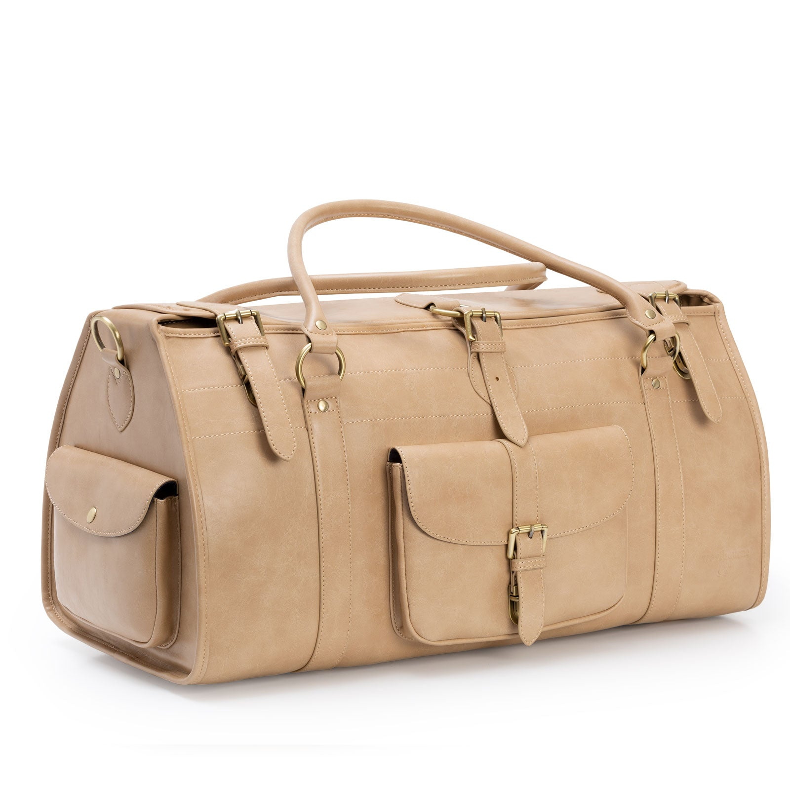 Ledbury Handmade Leather Travel Bag