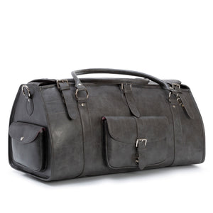 Grosvenor Handmade Leather Travel Bag