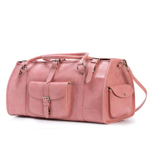 Portobello Perfect Summer Leather Travel Bag