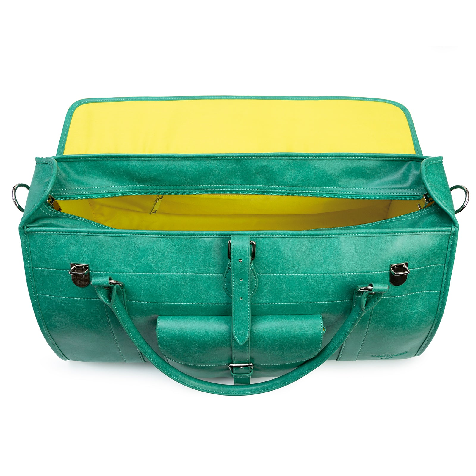 gloucester mint green travel bag