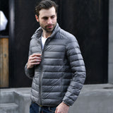 Winter down Casual Men's Duck Down Jackets