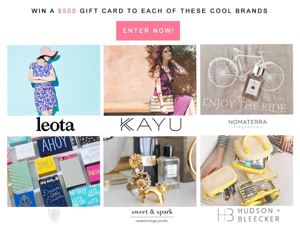 Wander (Lust): Mother's Day Giveaway