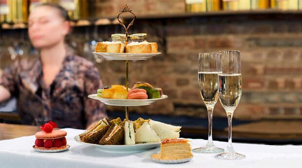 City Guide: Afternoon Tea