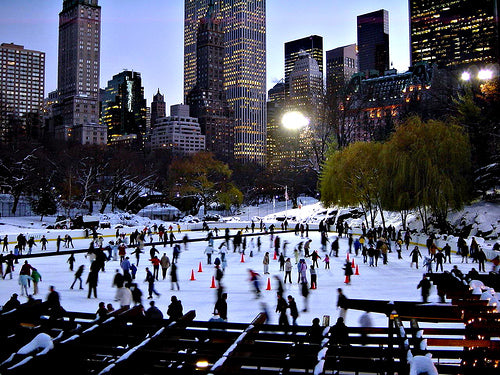 Hudson+Bleecker | City Guide: New York's Winter Wonderland