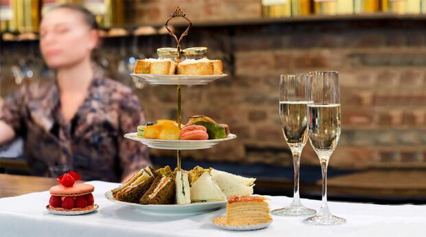 Hudson+Bleecker | City Guide: Afternoon Tea