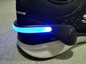 Night Safety Shoe Light