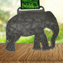 Only Elephant Need Elephant Tusk - shike virtual run