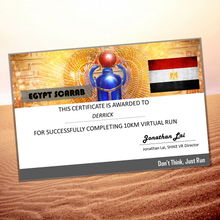 Egypt Scarab - shike virtual run