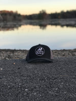 The Explorer- Black and Charcoal - Explore More Hat Co
