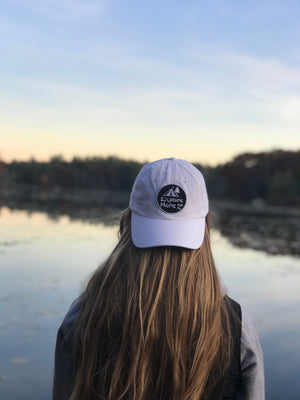 The Traveler- White - Explore More Hat Co