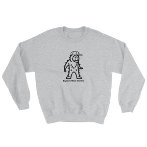 The Big Foot Sweater - Explore More Hat Co