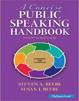 A Concise Public Speaking Handbook 4th Edition ( PDF Version )