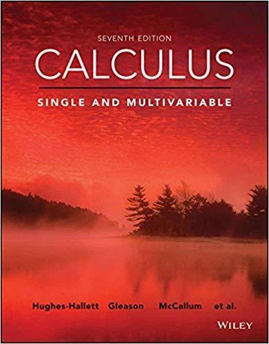 Calculus: Single and Multivariable, 7th Edition - PDF Version