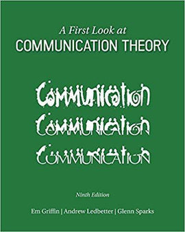 A First Look at Communication Theory 9th Edition - PDF Version
