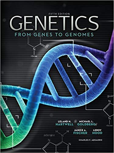 Genetics: From Genes to Genomes 5th Edition by Leland Hartwell - PDF Version