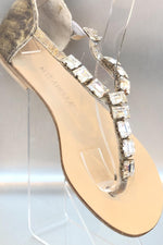 Luna sandals Mysabella Gold