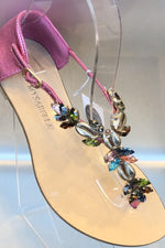 Star mysabella sandals candy Pink